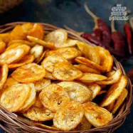 Banana Chips Chilly