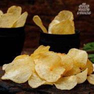 Potato Chips Salt
